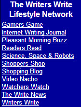 Writers Write Lifestyle Network Sites